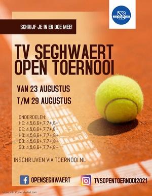Open toernooi TV Seghwaert